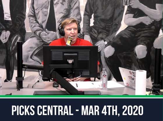Picks Central - March 4, 2020