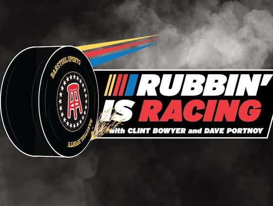 Rubbin' Is Racing: Episode #3 - Jeff Gluck, Chase Elliott, Kyle Larson and Denny Hamlin