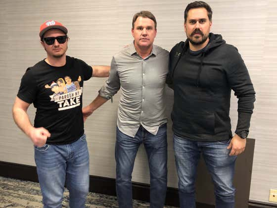 "PMT: Jay Gruden, Viral Sensation Thomas ""Snacks"" Lee + We Have An Idea"