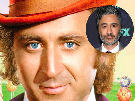 Taika Waititi Is Making Two Animated Willy Wonka Event Series For Netflix