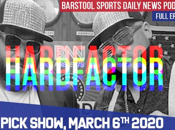 Hard Factor Political Picks Show 3/6