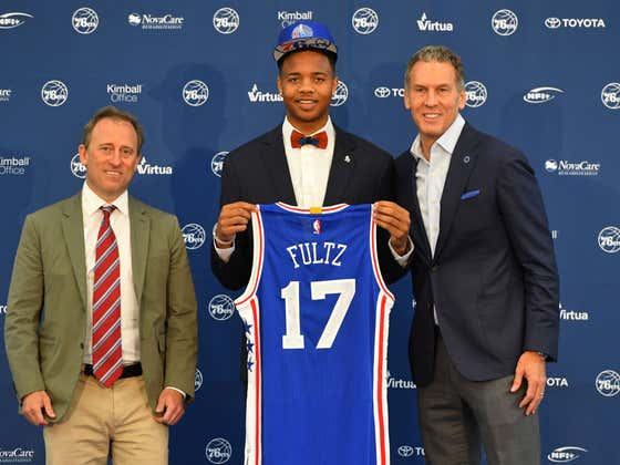 Sixers Owner Josh Harris Publicly Admits That Markelle Fultz is a Fraud and The Sixers Are Idiotic For Making That Trade