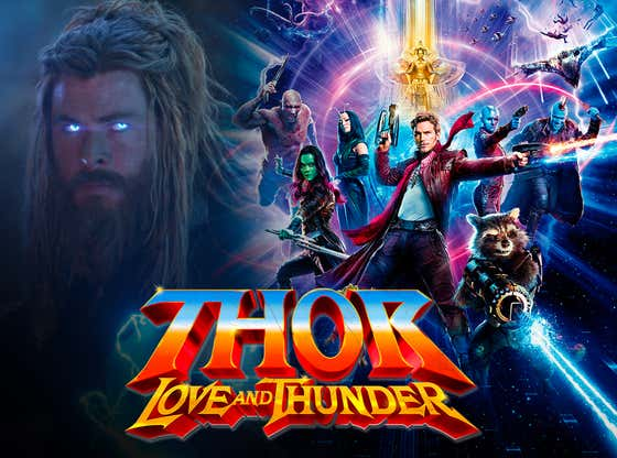 The Guardians Of The Galaxy Will Be In Thor 4 (Along With Christian Bale)