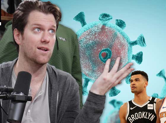 Corona Virus Is Like The Brooklyn Nets, And the Brooklyn Nets Are Like The Democratic Party