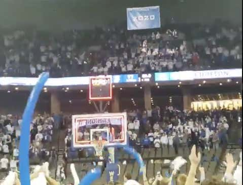 Kevin Willard Went On Radio 'Really Pissed Off' That Creighton Cut Down Nets And Put Up A Co-Big East Champs Banner Right In Seton Hall's Face
