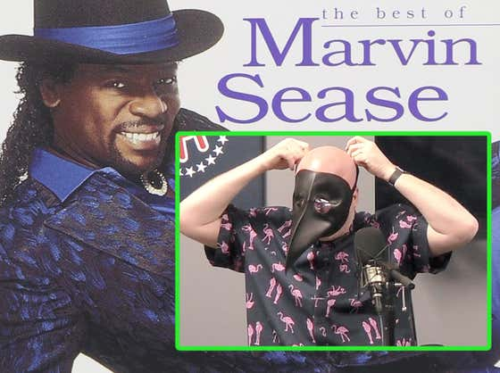Marvin Sease, The Dirtiest Singer Of All Time