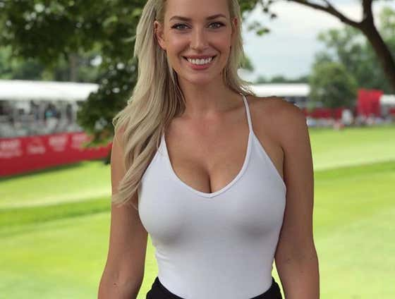 """Paige Spiranac Went On An Absolute HEATER Just Torching Her Haters On Twitter, Like The Clown Who Called Her """"Titty Insta Babe"""""""
