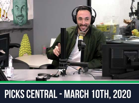 Picks Central - March 10, 2020