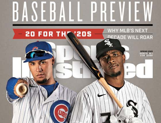 Tim Anderson and Javy Baez Graced The Latest Cover Of Sports Illustrated