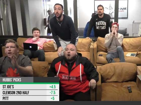 Barstool Bets Championship Week Wednesday Video Replay | Live Blog