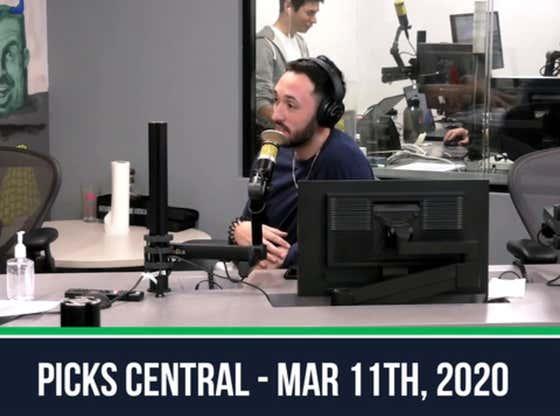 Picks Central - March 11, 2020