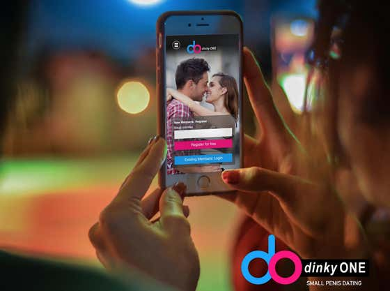 Meet 'Dinky One', The Dating Site 'Connecting Those With Smaller Penises To Those Who Prefer One'