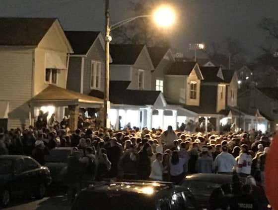 Kate's Coronavirus Blog 'O The Day: Over 1,000 Dayton Flyers Take To The Streets As Police Break Out Riot Gear