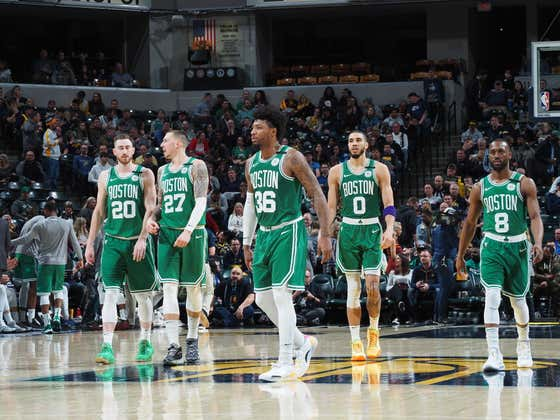 Death, Taxes, And The Celtics Blowing Massive Double Digit Leads