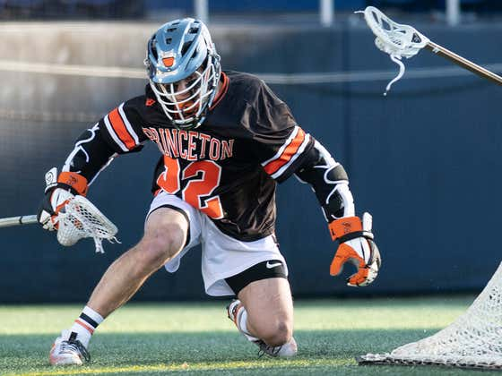 BREAKING:  The Ivy League Has Cancelled The Rest Of Their Lacrosse Season, Which Includes 3 Of The Top 5 Teams In The Nation