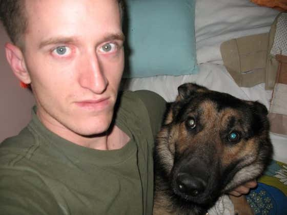 It's #K9VeteransDay So Allow Me To Tell You About The Military Work Dog Who Saved My Life: Csika J380