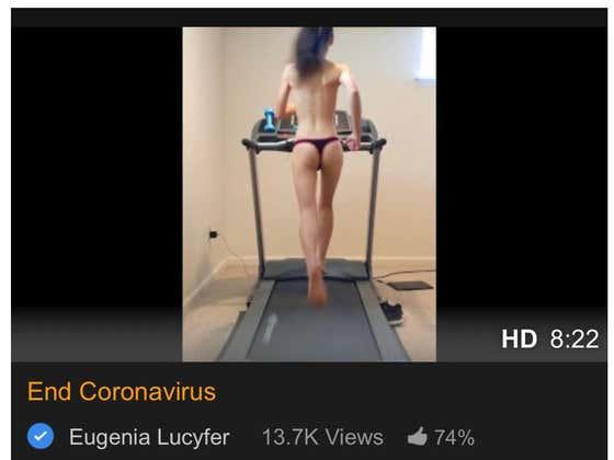 NSFW: A Breakdown Of The Top 13 Coronavirus Videos On PornHub