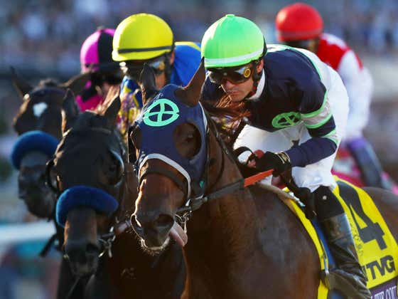 Let's Start The Day of Horse Racing With An Aqueduct Pick Three