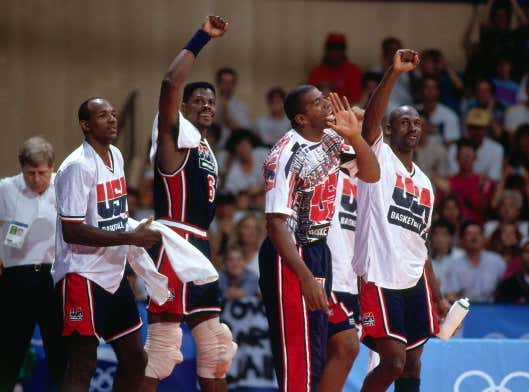 Come Watch The Dream Team Beat The Brakes Off Croatia