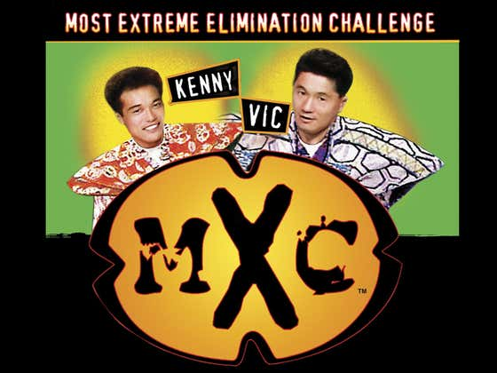 Most Extreme Elimination Challenge (MXC), One Of TV's Greatest Treasures