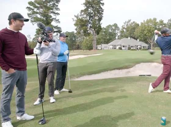 18 Holes With Kevin Kisner and Scott Brown