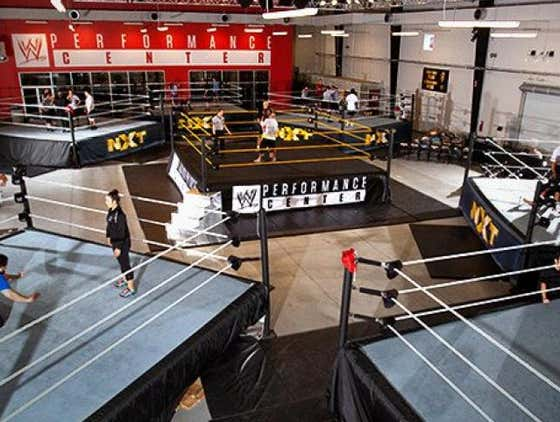 Holy Shit - They're Gonna Do WrestleMania From An Empty WWE Performance Center