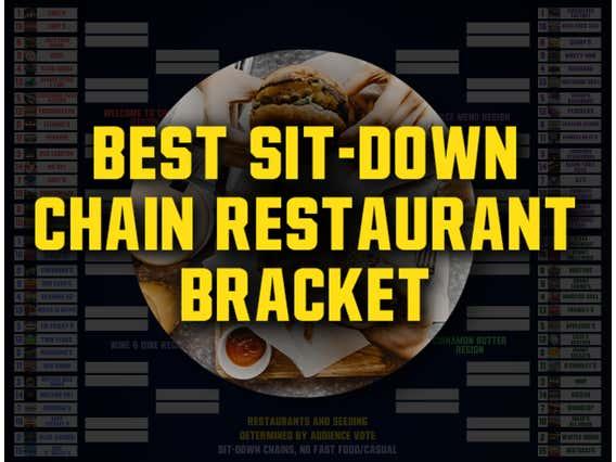 Best Sit-Down Chain Restaurant Bracket (Championship VOTING OPEN)