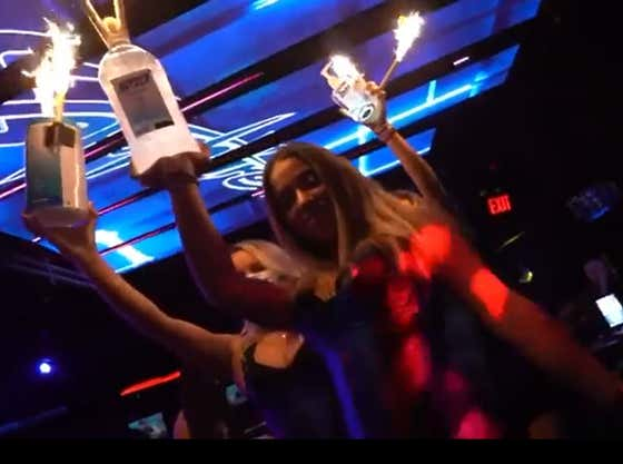 """NYC Strip Club Is """"Cleaner Than Ever"""" As VIP Guests Are Greeted With Bottles Of Purell"""