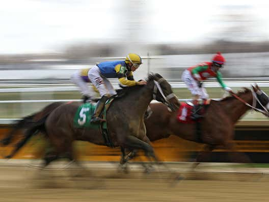 We Still Have Horse Racing (For The Time Being)