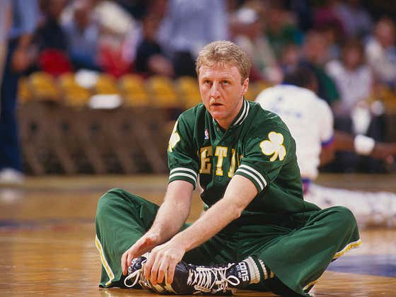 As Promised On This Week's Snake Draft - Larry Bird's Mixtape Is One Of The Most Untouchable Highlight Packages In The History Of Sports