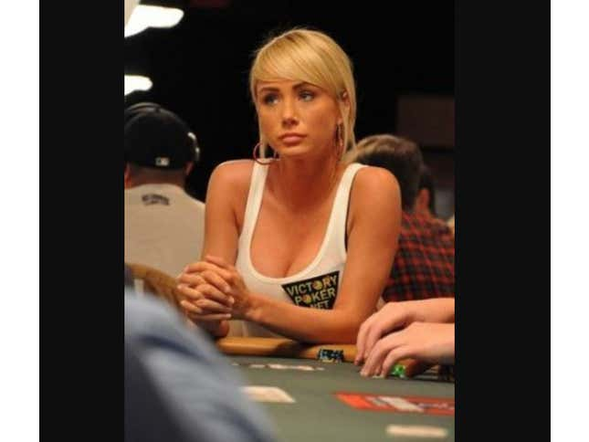 Online Poker Has Already Seen A 50% Increase In Traffic Due To Social Distancing (Ft. Sara Underwood)
