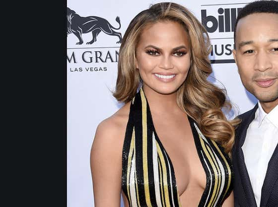 Chrissy Teigen's Husband Wants To Fix Chicago