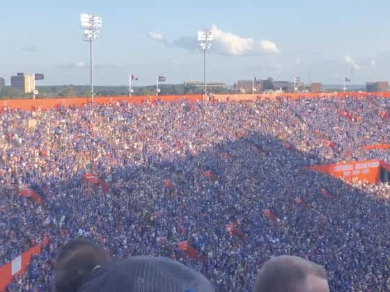 Remember Sports And Crowds? That Was Awesome