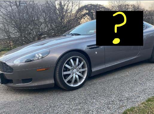 Guess Which Celeb Is Driving A Baller Aston Martin To Leave Fresh Eggs On People's Doorsteps