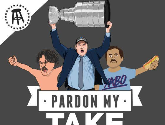 PMT: St Louis Blues HC Craig Berube, NFL 100, Mt Flushmore of Water, And Roasting Skype Backgrounds