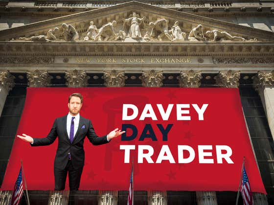 Davey Day Trader - March 24th, 2020