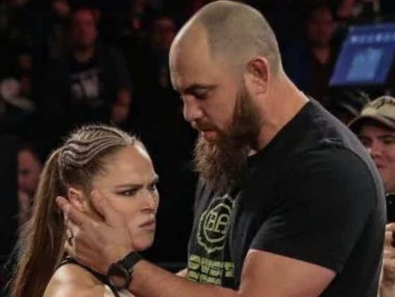 Ronda Rousey And Her Husband Grossly Talk About Having Anal Sex On Twitter