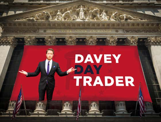 Davey Day Trader - March 25th, 2020