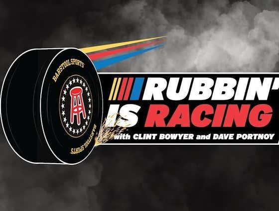 Rubbin' Is Racing: Episode #5 - Denny Hamlin and Randy the Plumber
