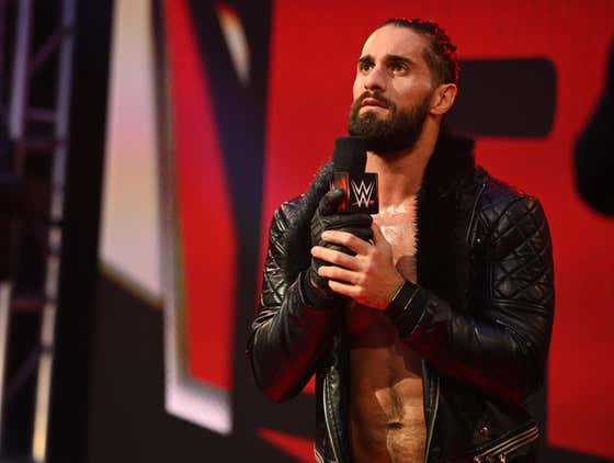 Seth Rollins Joins Carrabis & I To Discuss WrestleMania, Cutting Promos In Empty Arenas, And More!