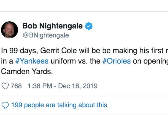 Is Bob Nightengale The Reason Sports Are Cancelled?