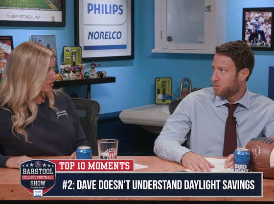 CFB Top 10 Moments: Dave Has No Fucking Clue How Daylight Saving Time Works