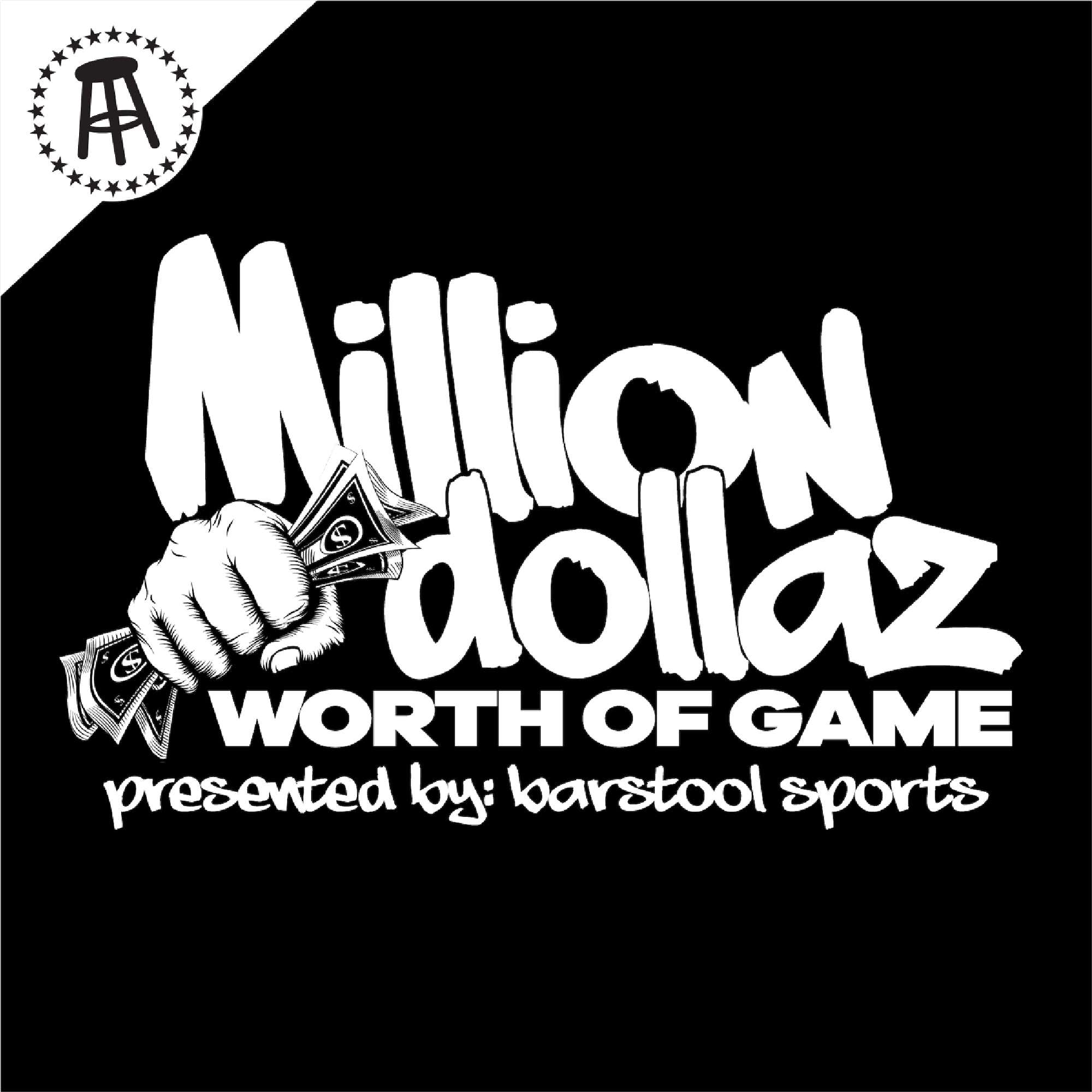 """MILLION DOLLAZ WORTH OF GAME EP:54 """"PIECE ON THE STREETS"""""""