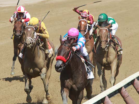 Stuck Inside and Want to Bet On Some Horses? We've Got You Covered.