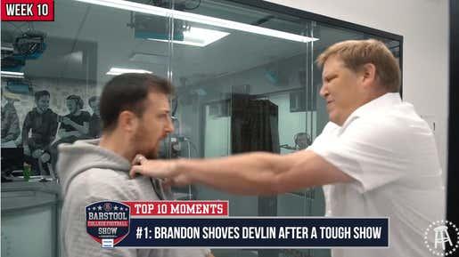 CFB Top Ten Moments: Brandon Walker vs. Devlin (#1)