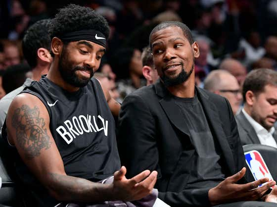 Kyrie Irving And Kevin Durant Have Allegedly Made Their Coaching Demands