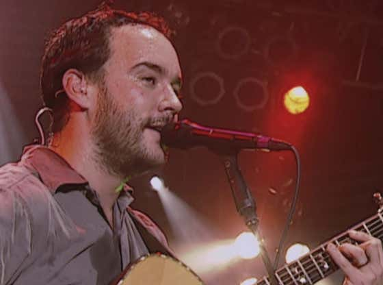 Recommended: Dave Matthews Band - Crush (Live At Central Park)