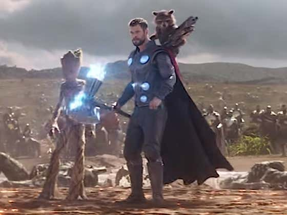 Wake Up With Thor Arriving In Wakanda