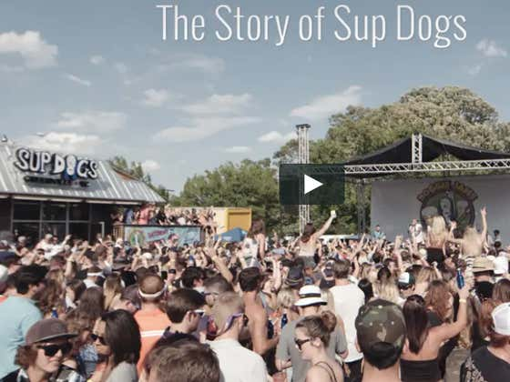 The Story Behind Sup Dogs Will Move You To Tears And You'll Understand Why This Win Means So Much