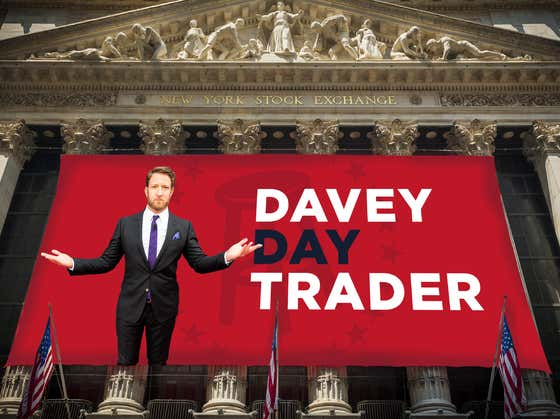 Davey Day Trader - April 1st, 2020